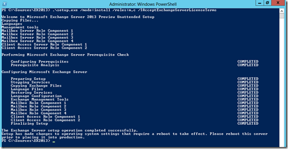 how to change start mode in powershell