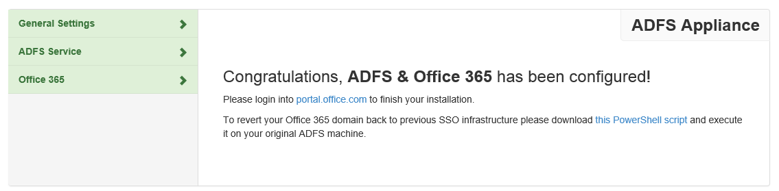 ADFS   Insight 365
